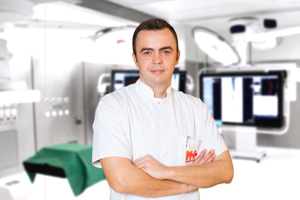 Interviu Dr. George Sirețeanu – Plicatura gastrică
